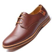 كبيرة الحجم الرجال الدانتيل يصل أحذية النمط البريطاني عارضة شقة أكسفورد