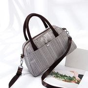 Women Nylon Waterproof Handbags Solid Leisure Travel Crossbody Bags