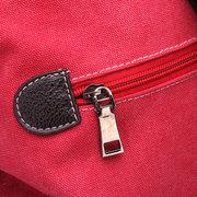 Casual Canvas Multipurpose Multi-poches Sac à dos Sac à bandoulière Sac à dos pour femme