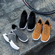 Men Wearable Resistant Lace Up Soft Running Casual Shoes