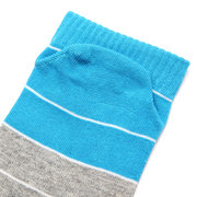 Men Cotton Separated Toes Socks Non-Slip Soft Thin Short Tubes Sock