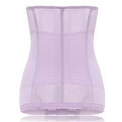 Shape Control Breathable Lace Waist Trainer Shapewear
