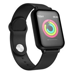 Sport-Smart-Watch-Helligkeitssteuerung HR-Blutdruck-Wetter erinnern Uhr für Männer, Frauen