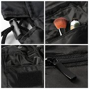 Women Nylon Large Capacity Drawstring Cosmetic Travel Bag