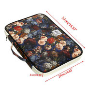 Multi-function File Bag Briefcase Large-capacity Storage Bag For Ipad