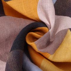 Chemise à manches courtes 100% coton couleur bloc poitrine avec col rabattu
