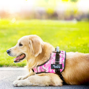 Ondoing Dog Harness Adjustable Pet Vest Harness No Pull Padded Reflective Dog Vest Harness