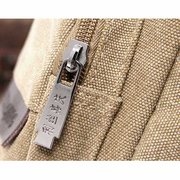 Uomo Casual Canvas Outdoor Sport Outdoor Crossbody Borsa Retro Shoulder Borsa