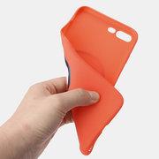 Женщина Симпатичный телефон Чехол Мультфильм Шаблон Смайлик Pack Жидкость Soft Оболочка для iPhone