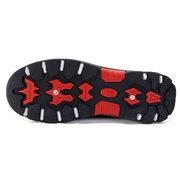 Leafs Pattern Slip On Дышащая сетка Ленивые повседневные туфли на плоской подошве