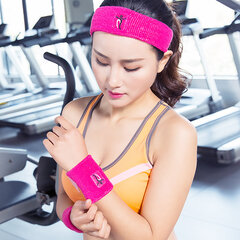 Tennis Basketball Sports Cotton Wrist Support Fitness Breathable Waist Protector