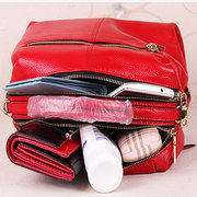 Women PU Leather Hobos Handbags Crossbody Bags Business Bag