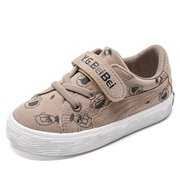 Boys Lovely Cartoon Hook Loop Comfy Casual Shoes For Kids