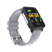 1.3' ECG Heart Rate Monitor Long Standby Detachable Strap Sport Mode Message View Smart Watch