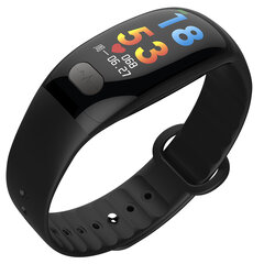 ECG+PPG Detection HR Blood Pressure HRV Health Index IP67 Smart Watch