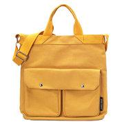 Canvas Large Capacity Tote Handbag Shoulder Bag For Women