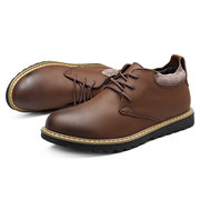 Men's Vintage Lace Up Outdoor Casual Desert Boots
