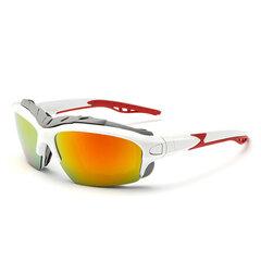 Uomo UV400 Polarized Sun Occhiali Occhiali da ciclismo per bici da corsa Sport all'aria aperta