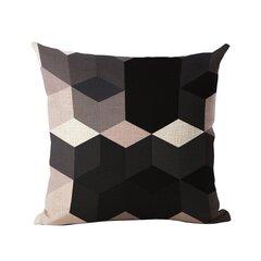Geometr Printed Throw Cuscino cuscino in lino cuscino Cover Cover creativa per coperture auto Divano