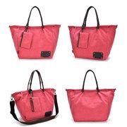 Borse a tracolla di tela retrò casual donne Borse a tracolla shopping bags frizioni 2 pezzi