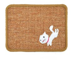 Cat Toy Claws Pad Guard Table Legs Pet Carpet Sofa Saver Creative Sisal Pad Cat Scratch Board