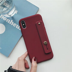 Self-adhesive Wristband Shell Solid Color Material Huawei P30 Protective Cover For Woman Man