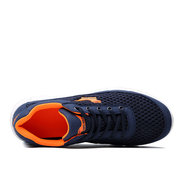 Men Mesh Breathable Color Match Lace Up Outdoor Casual Sport Shoes