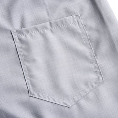 Casual Street Style Breathable Drawstring Solid Color HaremPantsFor Men
