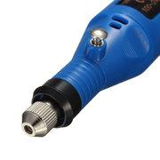 Электрическая гильза для сверления ногтей Металлические биты Файлошлифовальная полировальная гравировальная машина для резки педикюра