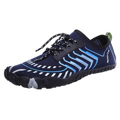 Men Fabric Slip Resistant Multifunctional Quick Drying Upstream Water Shoes