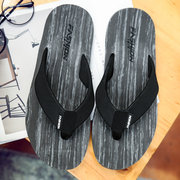 Large Size Men Clip Toe Slip Resistant Wear Resistant Water Slippers