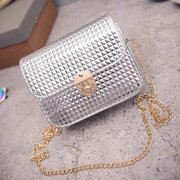 Women Stylish PU Leather Crossbody Bag
