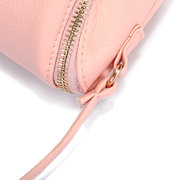 Casual Candy Color PU Leather  5.5inch Phone Bags Crossbody Bag Shoulder Bags For Women