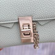 Portefeuille en cuir PU pour femme Porte-cartes élégant Sacs mignons