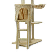 Pet Cat Scratching Post Tree Scratcher Pole Furniture Gym House Toy