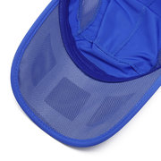 Mens Womens Summer Ultra-thin Breathable Quick-drying Mesh Baseball Cap Outdoor Casual Sport Hat