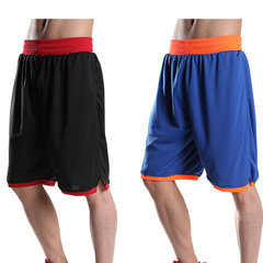 Mens Quick Dry Sweatpants Running Knee-length Shorts Breathable Loose Gym Basketball Shorts