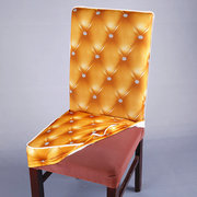 European Style Chair Cover Anti-Fouling Household Chair Sets Protector Seat Covering