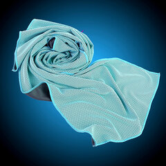 Magic Sports Cool Towel Summer Sweat Absorbent Towel Quick Dry Washcloth For Gym Running Yoga