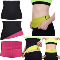 Mulheres Self-heating Body Shaping Belt Cinto de cintura apertada Cintura Treinador
