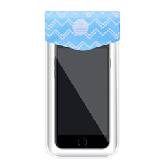 10m Underwater Waterproof Bag Screen Touch Phone Pouch For Smartphone Under 6-inch