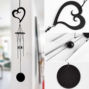 Metal Wind Bell Hanging Ornament Gifts Garden Outdoor Door Window Decor Wind Chimes