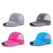Men Women Ultra-thin Breathable Quick-drying Mesh Net Sport Riding Mountaineering Baseball Cap