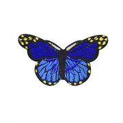 1Pc Colorful Butterfly Sewing Patch Embroidery Decorative DIY Handcraft Materials