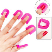 26 Pcs Fingernail Edge Anti Overflow Tool Nail Polish Overflow Adhesive Nail Art Tool