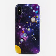 Coque Iphone Space Print