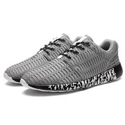 Big Size Men Mesh Fabric Breathable Sport Running Shoes Casual Sneakers
