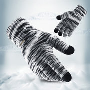 Men Touch Screen Windproof Warm Full-finger Gloves Fitness Tactical Driving Gloves