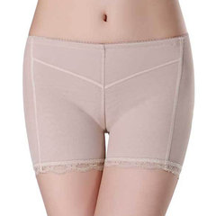 Seamless Expose Hollow Safety Pants Breathable Underwear