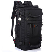 Oxford Backpack Casual Travel Single-shoulder Crossdody Bag Multi-functional Laptop Bag For Men
